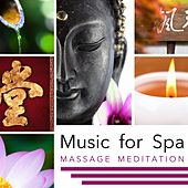 Play & Download Music for Spa Massage Meditation Tai Chi and Relaxation, Ahanu Yoga Relaxation Flute & Nature Sounds by Spa Music Masters | Napster