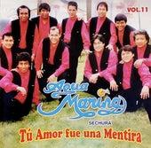 Vol.11 Tu amor fué una mentira de Aguamarina
