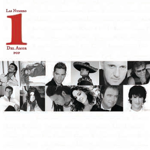 Play & Download Las Numero 1 Del Amor Pop by Various Artists | Napster