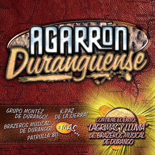 Play & Download Agarrón Duranguense by Various Artists | Napster