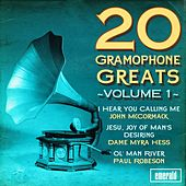 Play & Download 20 Gramophone Greats, Vol 1 by Various Artists | Napster