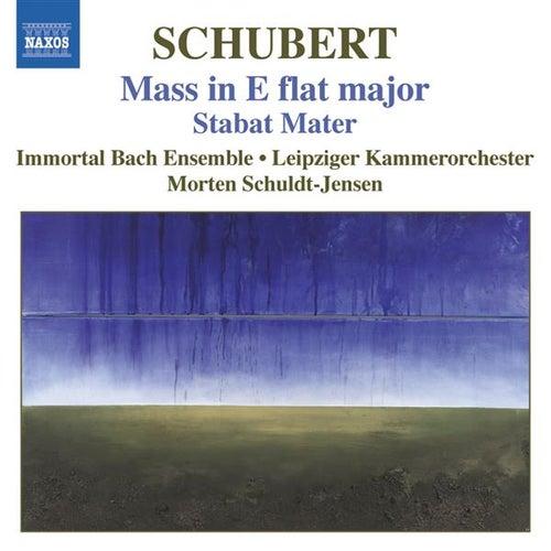 SCHUBERT: Mass No. 6 in E flat major / Stabat Mater by Various Artists