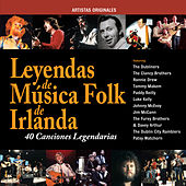Leyendas de Música Folk de Irlanda by Various Artists