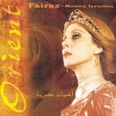 Play & Download Fairuz - Modern Favorites by Fairuz | Napster