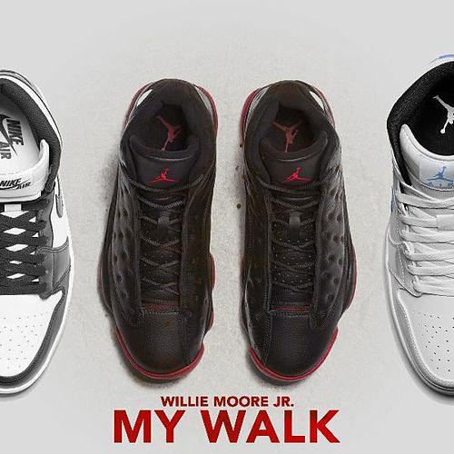 Play & Download My Walk by Willie Moore Jr. | Napster