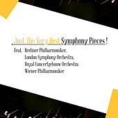 Play & Download Just the Very Best Symphony Pieces ! by Various Artists | Napster