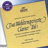 J.S. Bach: The Well-tempered Clavier, Book I by Ralph Kirkpatrick