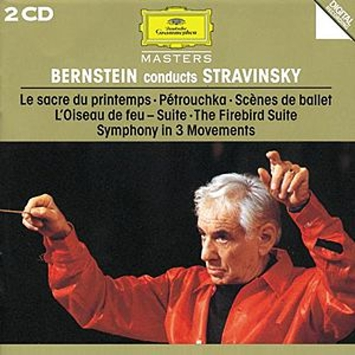 Play & Download Bernstein conducts Stravinsky by Israeli Philharmonic Orchestra | Napster