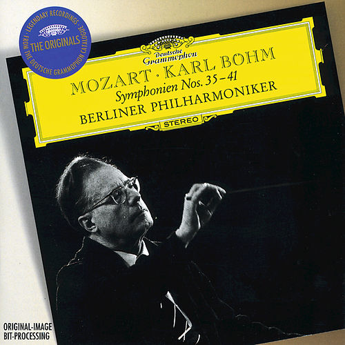 Play & Download Mozart: Symphonies Nos.35 'Haffner', 36 'Linzer', 38 'Prager', 39, 40, 41 'Jupiter' by Berliner Philharmoniker | Napster