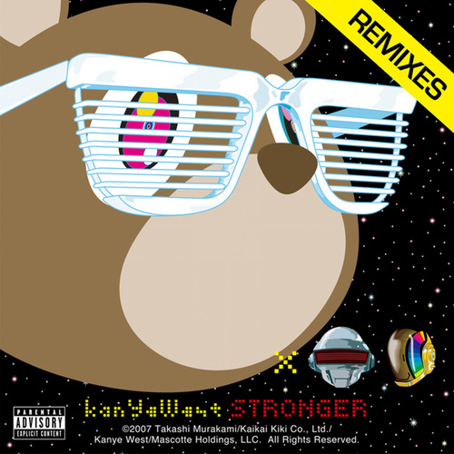 Play & Download Stronger (Remixes) by Kanye West | Napster