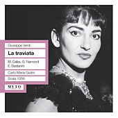 Verdi: La traviata (Live) by Maria Callas