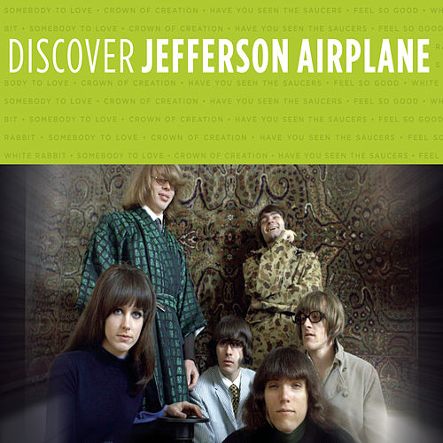 Play & Download Discover: Jefferson Airplane by Jefferson Airplane | Napster