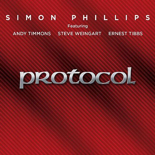 Play & Download Protocol III by Simon Phillips | Napster