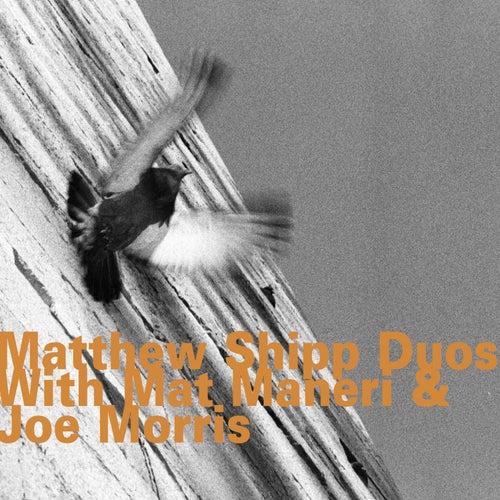 Matthew Shipp Duos with Mat Maneri & Joe Morris by Joe Morris