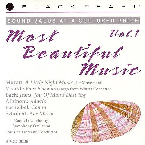Play & Download The World's Most Beautiful Music Vol 1 by Various Artists | Napster