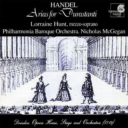 Handel: Arias for Durastanti by George Frideric Handel