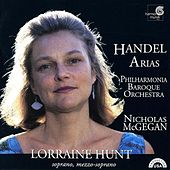 Handel: Arias by George Frideric Handel