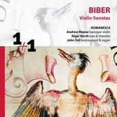 Biber: Violin Sonatas by Heinrich Ignaz Franz von Biber