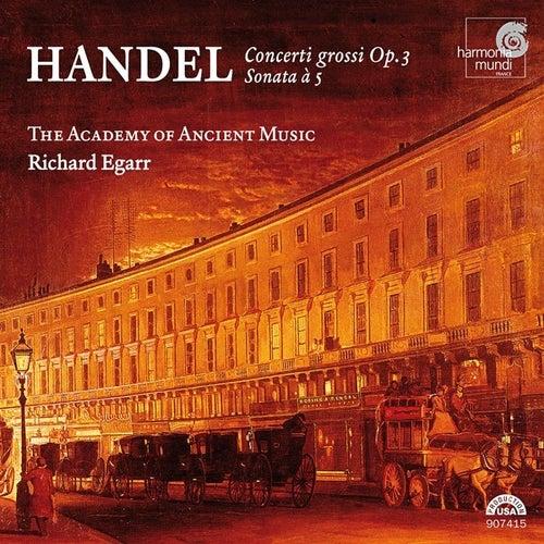 Play & Download Handel: Concerti grossi Op. 3 by George Frideric Handel | Napster