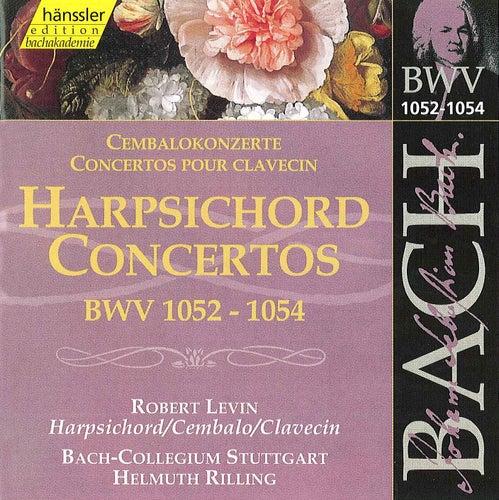 Harpsichord Concertos, BWV 1052-1054 by Johann Sebastian Bach