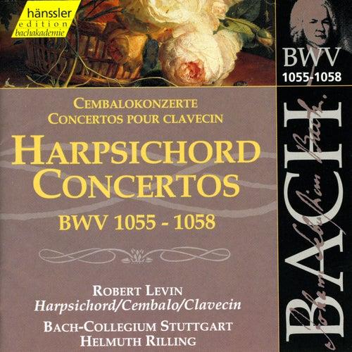 Play & Download Johann Sebastian Bach: Harpsichord Concertos, BWV 1055-1058 by Johann Sebastian Bach | Napster