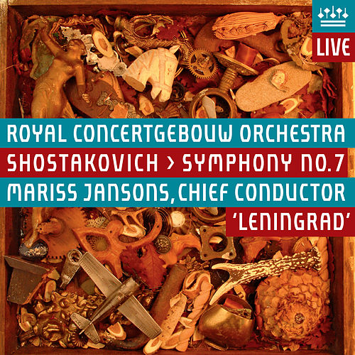 Play & Download Shostakovich - Symphony No.7 in C major, op. 60 'Leningrad' by Dmitri Shostakovich | Napster