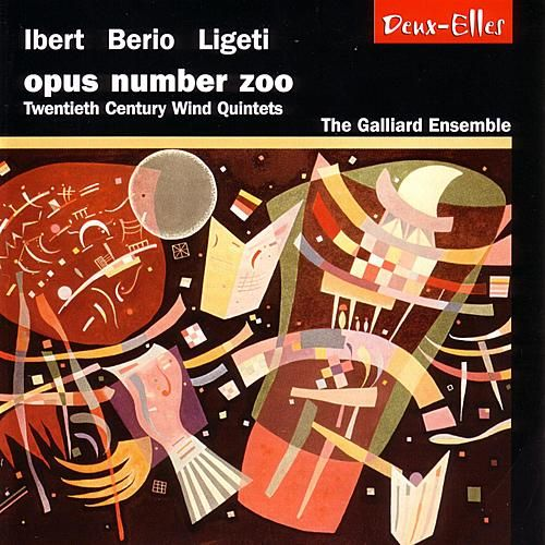 Opus Number Zoo - Twentieth Century Wind Quintets by Various Artists