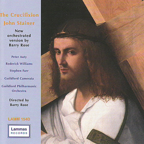 The Crucifixion by Barry Rose