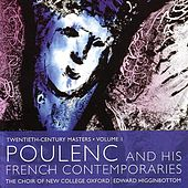 Poulenc And His French Contemporaries by Various Artists