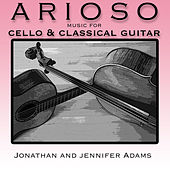 Arioso: Music for Cello and Classical Guitar by Various Artists