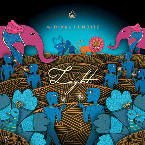 Play & Download Light by MIDIval PunditZ | Napster
