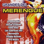 Grandes del Merengue by Various Artists