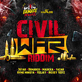 Civil War Riddim by Various Artists