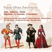 Play & Download Verdi Opera Favourites by Various Artists | Napster