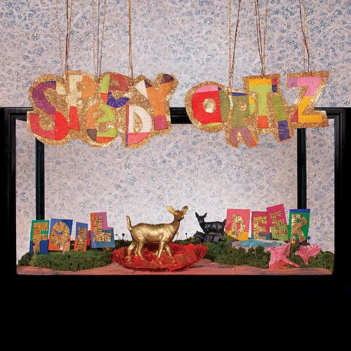 Foil Deer by Speedy Ortiz