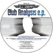 Club Analysis EP by DJ Dean