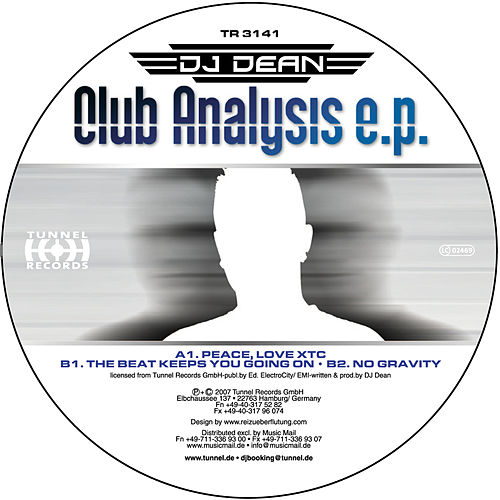 Club Analysis EP by DJ Dean