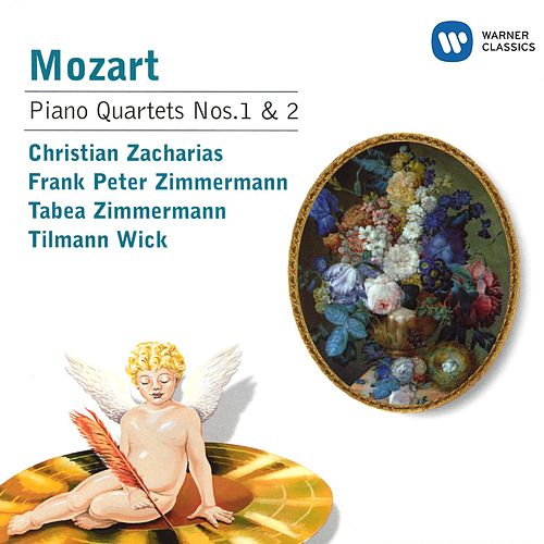 Play & Download Mozart : Piano Quartets No. 1 K478 and No. 2 K493 by Tabea Zimmermann | Napster