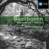Beethoven: Symphony Nos. 2 & 7; Mass in C, etc by Various Artists