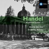 Handel: Keyboard Suites Vol. I by Various Artists