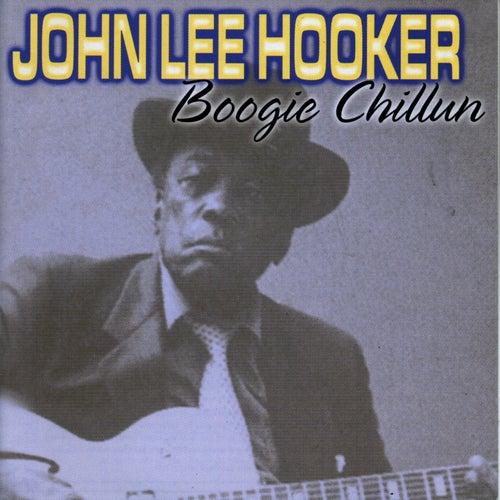 Boogie Chillun by John Lee Hooker