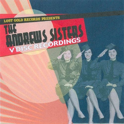 V-Disc by The Andrews Sisters