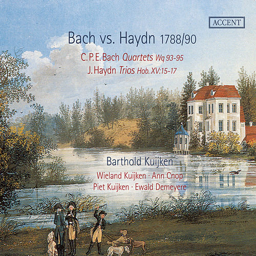 Play & Download Bach vs. Haydn 1788/90 by Barthold Kuijken | Napster