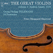 Play & Download The Great Violins, Vol. 1 by Peter Sheppard Skærved | Napster