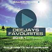 Deejays Favourites 2015.1 (Spring Edition) by Various Artists