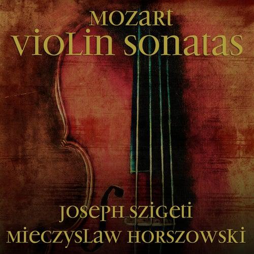 Play & Download Mozart: Violin sonatas by Mieczyslaw Horszowski | Napster