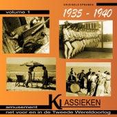 Play & Download Amusement net voor en in de Tweede Wereldoorlog, 1935-1940, Vol. 1 by Various Artists | Napster