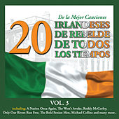 Play & Download 20 de la Mejor Canciones Irlandeses de Rebelde de Todos los Tiempos, Vol. 3 by Various Artists | Napster