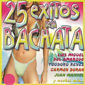 Play & Download 25 Éxitos de la Bachata by Various Artists | Napster