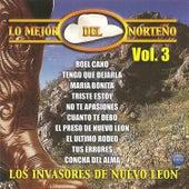 Lo Mejor del Norteño, Vol. 3 by Los Invasores De Nuevo Leon